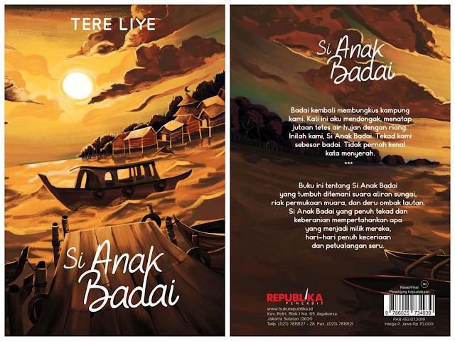 Si Anak Badai Seri Keenam Dari Serial Anak Nusantara