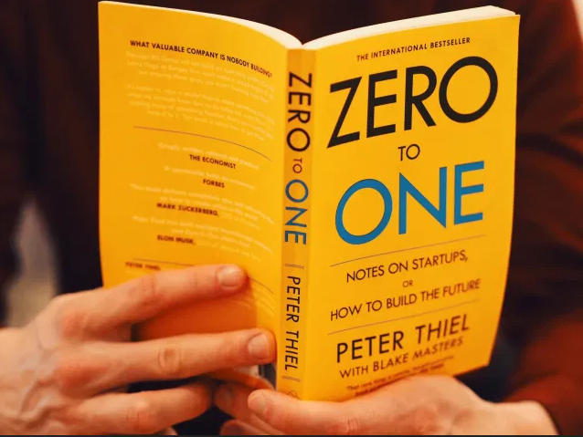 Zero to one, Notes on Startups or How to Build the Future – Peter Thiel